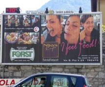Trivision cartelli pubblicitari 8