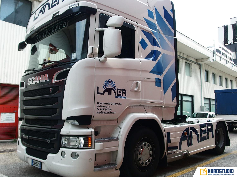 Nord Studio – Trasporti Laner! Collaborazione vincente…